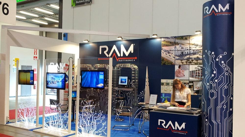RAM-elettronica: fiera IPACK-IMA 2012