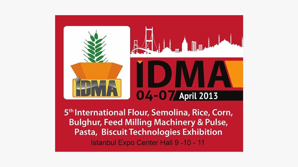 RAM-elettronica: fiera IDMA 2013