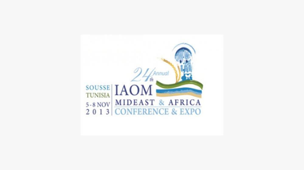 RAM Elettronica: fiera IAOM Mideast&Africa 2013