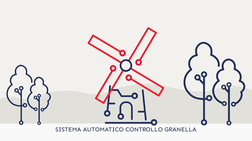 RAM Elettronica: Sistema Automatico Controllo Granella in linea